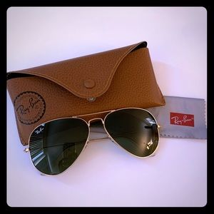 Ray-Ban Standard Original Aviator Sunglasses